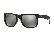 Männersonnenbrillen - Sonnenbrille Ray-Ban Justin RB4165 - 622/6G