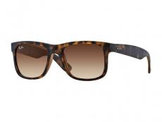 Männersonnenbrillen - Sonnenbrille Ray-Ban Justin RB4165 - 710/13