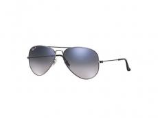 Männersonnenbrillen - Sonnenbrille Ray-Ban Original Aviator RB3025 - 004/78 POL