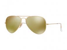 Männersonnenbrillen - Sonnenbrille Ray-Ban Original Aviator RB3025 - 112/93