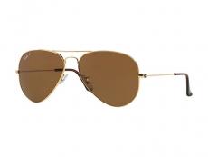 Männersonnenbrillen - Sonnenbrille Ray-Ban Original Aviator RB3025 - 001/57 POL