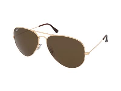Sonnenbrillen Sonnenbrille Ray-Ban Original Aviator RB3025 - 001/57 POL