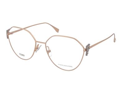 Brillenrahmen Fendi FF 0389/G DDB
