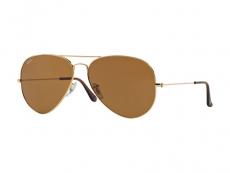 Männersonnenbrillen - Sonnenbrille Ray-Ban Original Aviator RB3025 - 001/33