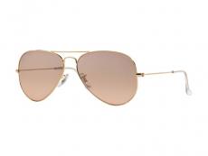 Männersonnenbrillen - Sonnenbrille Ray-Ban Original Aviator RB3025 - 001/3E
