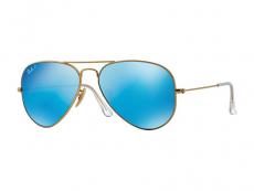Männersonnenbrillen - Sonnenbrille Ray-Ban Original Aviator RB3025 - 112/4L POL
