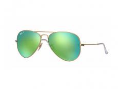 Männersonnenbrillen - Sonnenbrille Ray-Ban Original Aviator RB3025 - 112/P9 POL