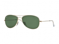 Männersonnenbrillen - Sonnenbrille Ray-Ban Aviator Cockpit RB3362 - 001