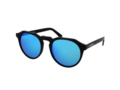 Sonnenbrillen Hawkers Diamond Black Clear Blue Warwick X