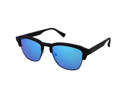 Sonnenbrillen Hawkers Rubber Black Clear Blue Classic