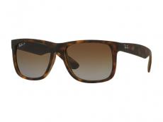 Männersonnenbrillen - Sonnenbrille Ray-Ban Justin RB4165 - 865/T5 POL