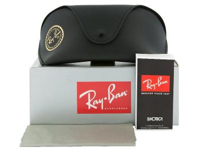Sonnenbrillen Sonnenbrille Ray-Ban RB4068 - 894/58 POL  - Inhalt der Packung (Illustrationsbild)