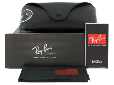 Sonnenbrillen Sonnenbrille Ray-Ban RB8316 - 002/N5  - Inhalt der Packung (Illustrationsbild)