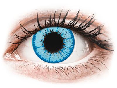 CRAZY LENS - Night King - Tageslinsen ohne Stärke (2 Linsen)