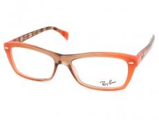Brillenrahmen - Brille Ray-Ban RX5255 - 5487