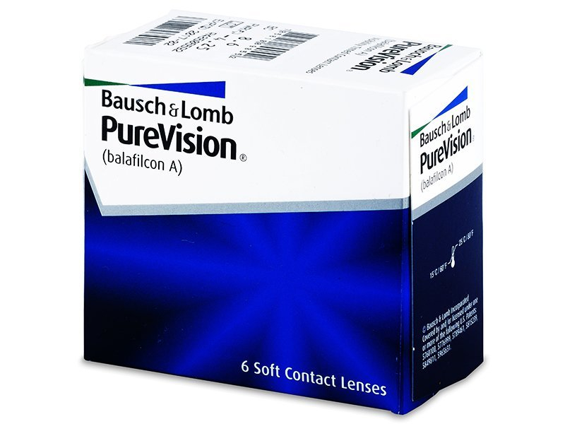 PureVision (6Linsen) - Monatslinsen