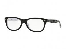 Cat Eye Brillen - Brille Ray-Ban RY1544 - 3579