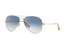 Männersonnenbrillen - Sonnenbrille Ray-Ban Original Aviator RB3025 - 001/3F