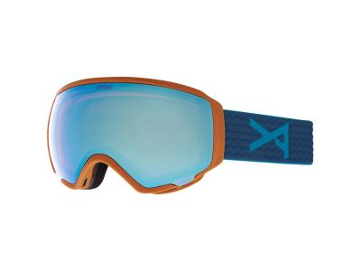 Sonnenbrillen Anon WM1 Blue/Perceive Variable Blue