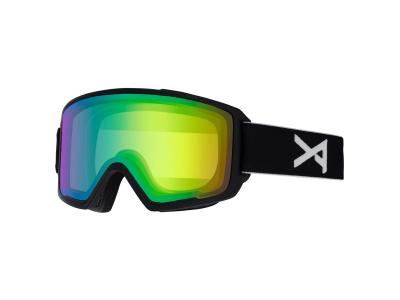 Sonnenbrillen Anon M3 Black Sonargreen