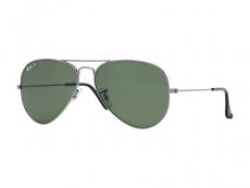 Männersonnenbrillen - Sonnenbrille Ray-Ban Original Aviator RB3025 - 004/58 POL
