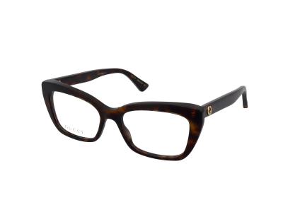 Brillenrahmen Gucci GG0165O 002