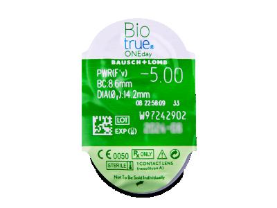 Biotrue ONEday (90Linsen) - Blister Vorschau