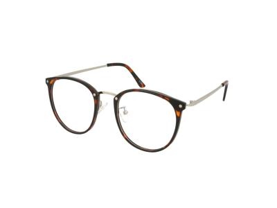 Computerbrillen ohne Stärke Computer-Brille Crullé TR1726 C3
