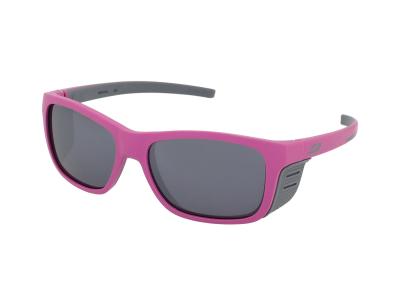 Sonnenbrillen Julbo Cover SP4 Baby Pink Dark - Grey