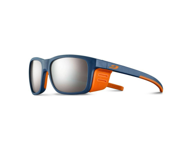 Sonnenbrillen Julbo Cover SP4 Baby Blue - Orange