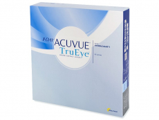 Kontaktlinsen Johnson and Johnson - 1 Day Acuvue TruEye (90 Linsen)