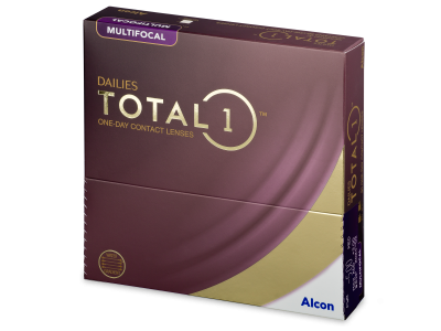 Dailies TOTAL1 Multifocal (90 Linsen) - Multifokale Kontaktlinsen