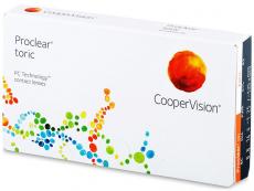 Kontaktlinsen CooperVision - Proclear Toric (3 Linsen)