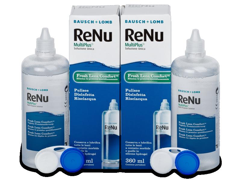 ReNu MultiPlus 2x360ml  - Reinigungslösung