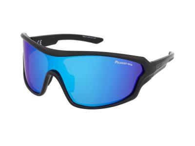Sonnenbrillen Alpina Lyron S Cool Grey Matt Black/Blue Mirror