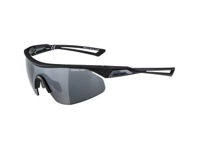 Sonnenbrillen Alpina Nylos Shield Black Matt/Black Mirror