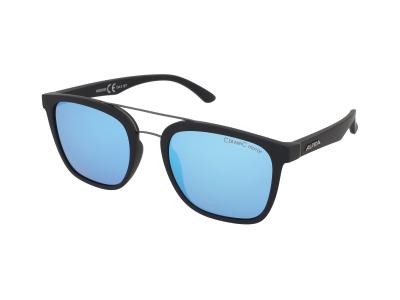 Sonnenbrillen Alpina Caruma I Black Matt/Blue Mirror