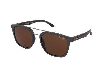 Sonnenbrillen Alpina Caruma I Brown Grey Matt/Brown