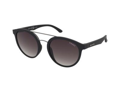 Sonnenbrillen Alpina Caruma II Black Matt/Black Gradient