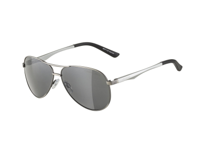 Sonnenbrillen Alpina A 107 Titanium Matt/Black Mirror
