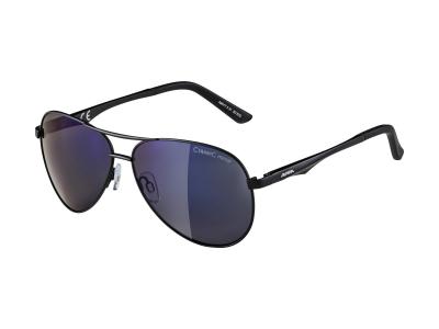 Sonnenbrillen Alpina A 107 Black Matt/Blue Mirror