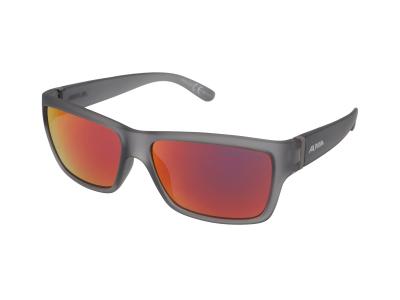 Sonnenbrillen Alpina Kacey Cool Grey Matt/Red Mirror