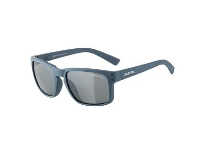 Sonnenbrillen Alpina Kosmic Dirtblue Matt/Black Mirror