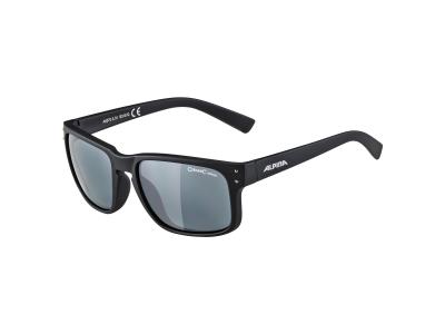 Sonnenbrillen Alpina Kosmic Black Matt/Black Mirror