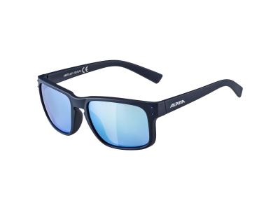 Sonnenbrillen Alpina Kosmic Nightblue Matt/Blue Mirror