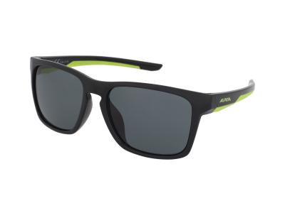 Sonnenbrillen Alpina Flexxy Cool Kids I Black Neon