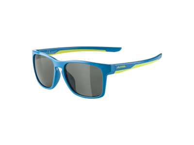 Sonnenbrillen Alpina Flexxy Cool Kids II Blue Lime