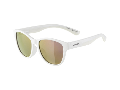 Sonnenbrillen Alpina Flexxy Cool Kids II White/Pink Mirror