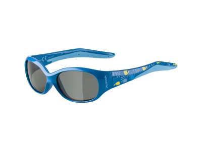 Sonnenbrillen Alpina Flexxy Kids Blue