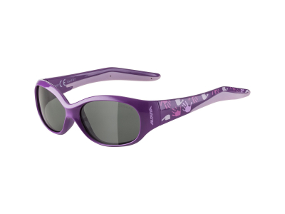 Sonnenbrillen Alpina Flexxy Kids Purple Rose